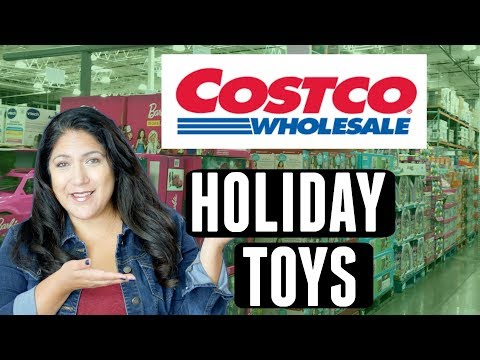 New Costco HOLIDAY TOY DEALS