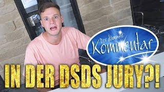 Der dümmste Kommentar | ICH in der DSDS Jury | inscope21