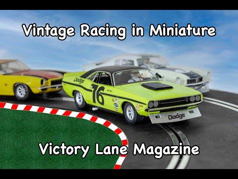 Slot Car Column in Victory Lane Magazine (free download)