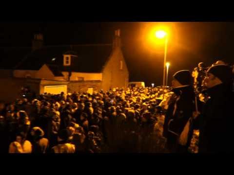 Burghead Clavie 2016
