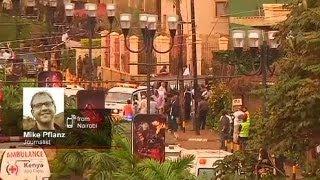 Эксклюзивное интервью со свидетелем захвата заложников в Найроби
