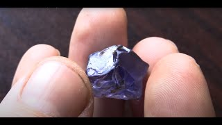 """Vato Masina I"": Sapphires rush near Bemainty, Madagascar (first part)"