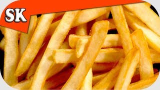 McDONALDS FRENCH FRIES - Better and fresher than the real thing