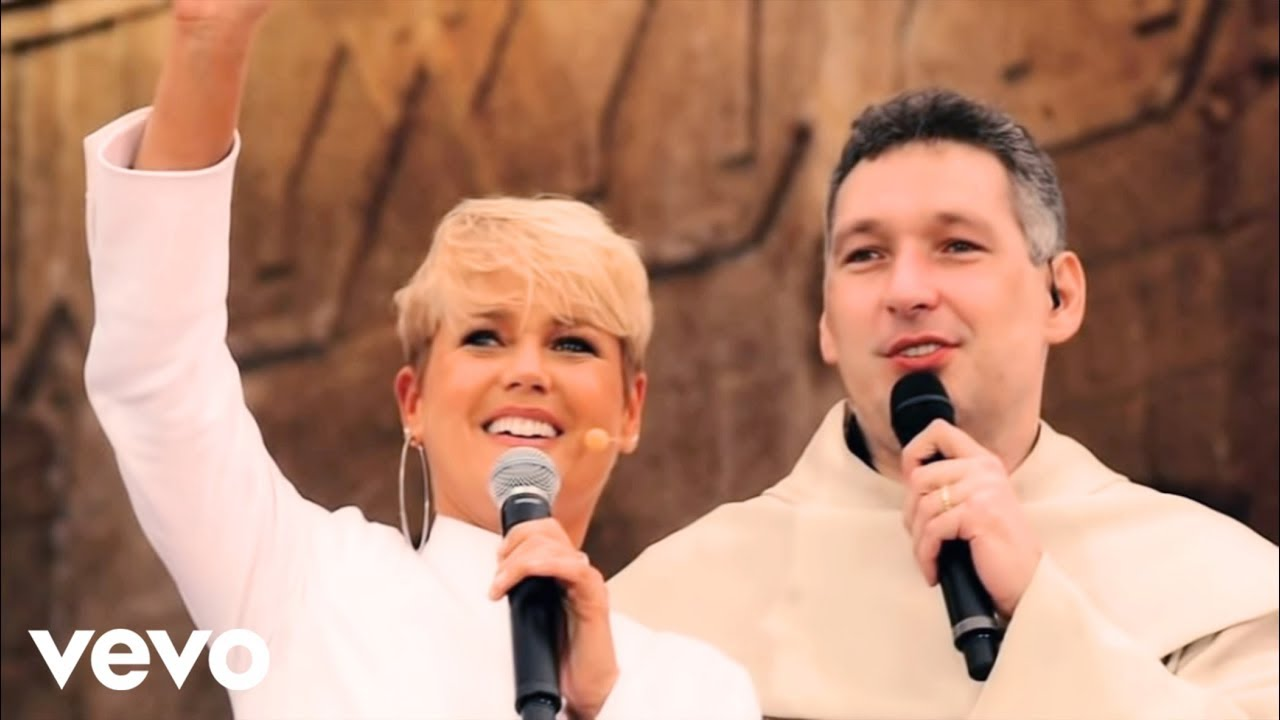 Padre Marcelo Rossi Erguei As Mãos Video Ao Vivo Ft Xuxa Youtube