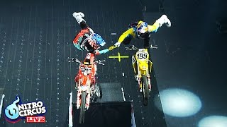 Travis Pastrana Returns to Tour After Injury | Nitro Circus Uncovered