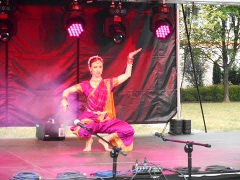 Banalli Ninninda Suryodaya - Semi-classical Dance By Kinga Malec