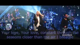 Stronger Than A Thousand Seas - Planetshakers Live with lyrics