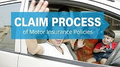 Motor insurance claims process