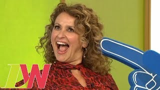 The Loose Women Play 'Who's The Biggest...?' | Loose Women