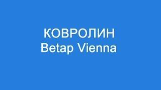 Ковролин Betap Vienna: обзор коллекции