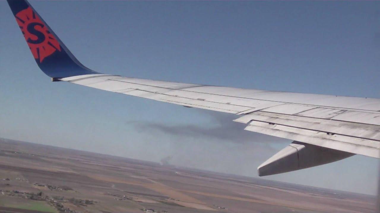 sun country flights to harlingen tx