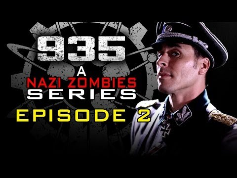935: A NAZI ZOMBIES SERIES - EPISODE 2 (LIVE ACTION CALL OF DUTY: ZOMBIES)