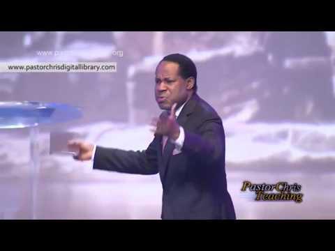 Why Did Jesus Come pt 3 pastor chris oyakhilome