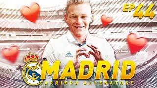 COSA SUCCEDE SE CI METTI IL CUORE??? XL ► FIFA 18 CARRIERA ALLENATORE REAL MADRID! #44 [SePPi] ᴴᴰ