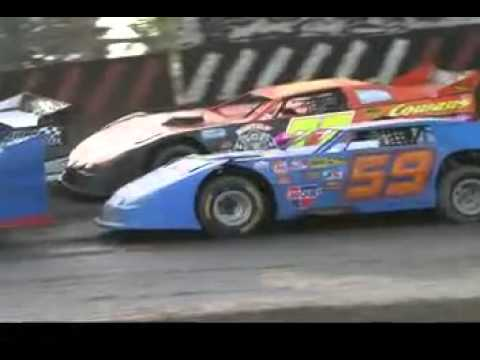 Tulare Ca Thunderbowl raceway