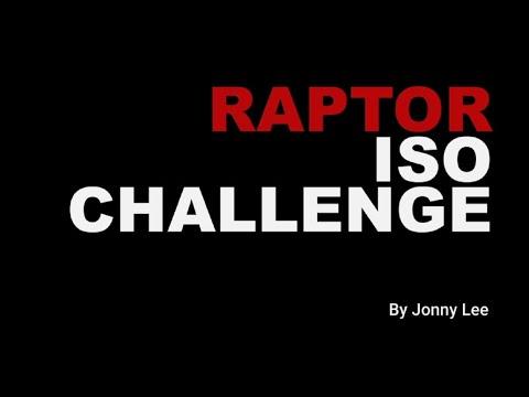 Raptors ISO Challenge