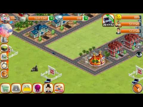 Village city island #1