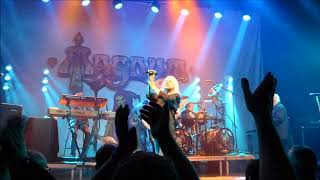 Magnum -   Show me your hands / All England's eyes  _ Live in Oslo 17.03.18