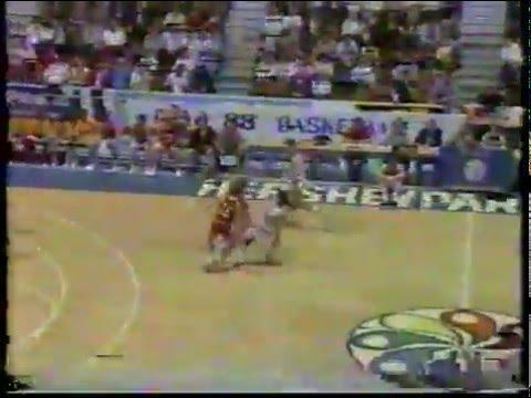 Eastern York High School   Boys Basketball vs Girard   PA State AA Finals   1988