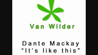 "Dante Mackay - ""It"