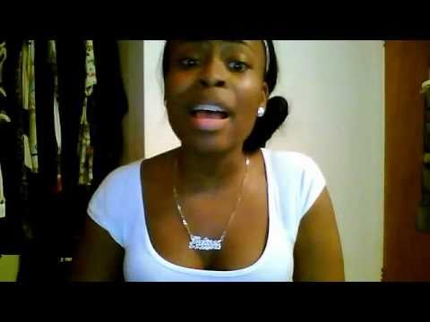 """Me singing """"Best thing i never had"""" by beyonce"""