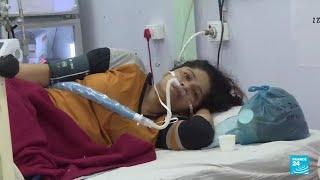 Pandemic leaves Indians mired in massive medical debts • FRANCE 24 English