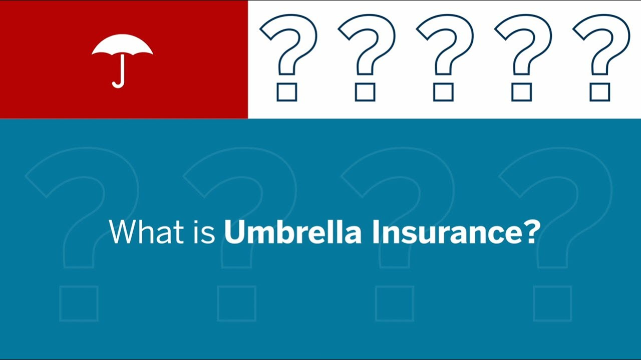 What Is Umbrella Insurance Youtube