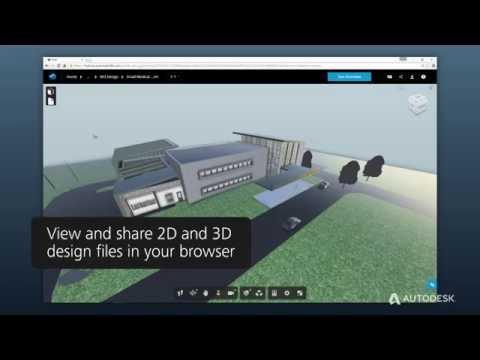 A360 Feature: Immersive 2D & 3D Viewer
