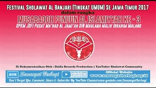 Al 'Irfan Putra - FesBan JDFI UIN Malang 2017