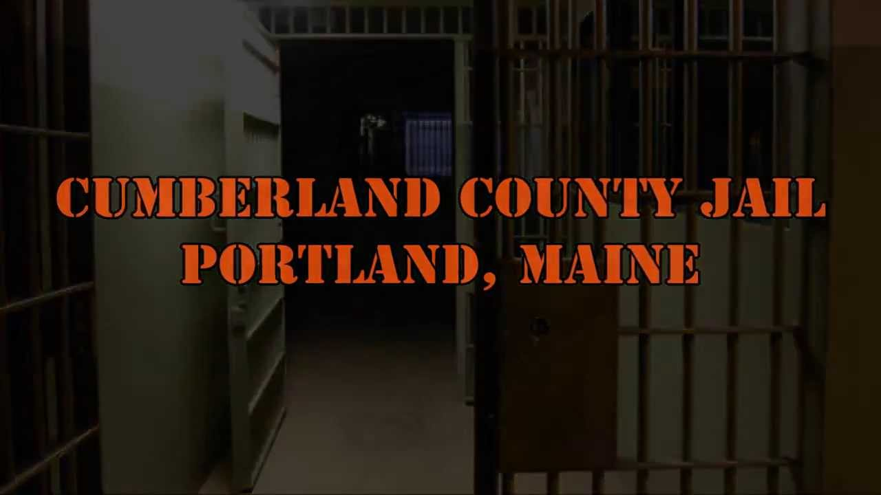Cumberland County Jail in Maine