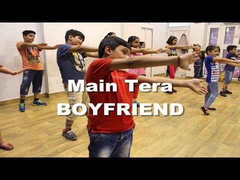 Main Tera Boyfriend - Raabta  Kids Dance Class  G M Dance Centre
