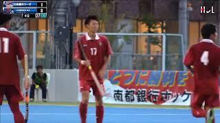 第11日 立命館ホリーズ vs 小矢部RED OX @立命館ホリーズスタジアム ...
