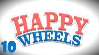 Happy Wheels - Ep.10 - For The Fans Gameplay Andamp Commentary