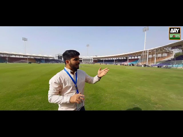 Here is all you need to know about preparations for the opening ceremony of the PSL 5 at NSK