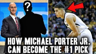 How Michael Porter Jr. Can Become The Number One Pick In The 2018 NBA Draft