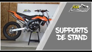 Supports de stands - 50Factory