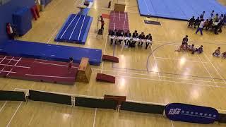 Publication Date: 2018-05-12 | Video Title: 2018年全港小學体操比賽---跳馬第一跳(崔樂童)