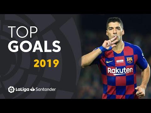 TOP Goles LaLiga Santander 2019