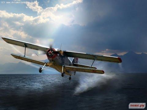 Красивое видео про самолеты