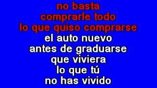 Karaoke Franco De Vita - No basta