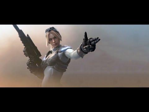 видео: starcraft 2 - Нова: Незримая Война - Игрофильм