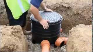 HOW TO: Install Underground Drainage With Floplast | Drainage Sales