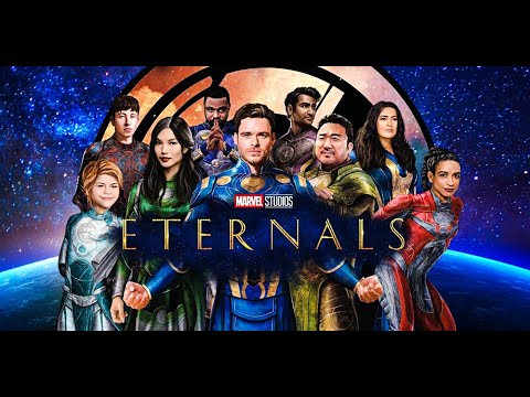 The Eternals Trailer - Dull, Boring And Irrelevant