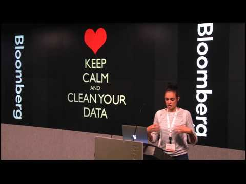 Natalie Hockham: Machine learning with imbalanced data sets