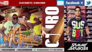 El Guiro (Letra) - La Gente Pesada / Dj Sammy Barbosa