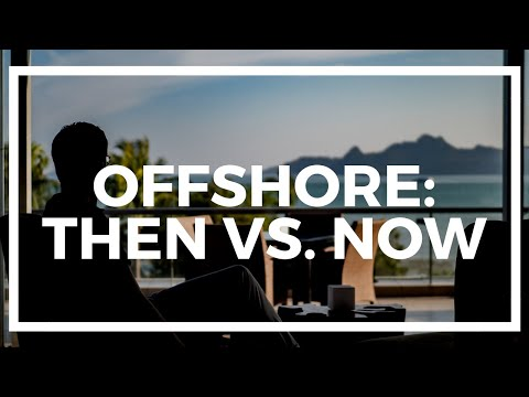 "Offshore Tax Savings Now vs Then: ""Move Your A**!!"""