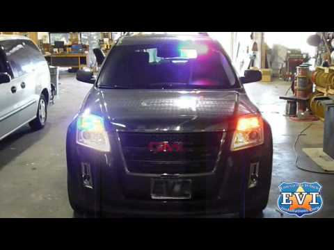Undercover 2011 Gmc Terrain Evi Built Youtube