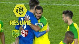 FC Nantes - FC Metz (1-0)  - Résumé - (FCN - FCM) / 2017-18