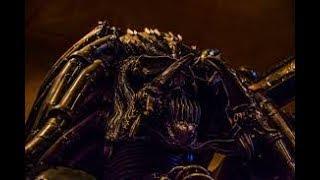 Фильм фантастика Тёмная порода .триллер,ужасы
