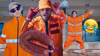 SandeFF & Stella - СУДЖУК [ТИТА feat. БОРО ПЪРВИ – Задната Седалка] ПАРОДИЯ 😂🎬🎶